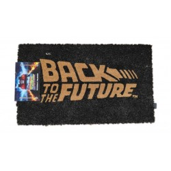 BACK TO THE FUTURE - Doormat - Logo