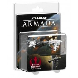 STAR WARS ARMADA - EXT Flotte Rebelle - Frégate Nébulon-B 156943  Figurines