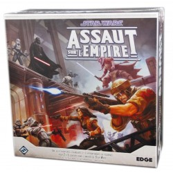 STAR WARS ASSAULT SUR L'EMPIRE - Le jeu de Figurines 'Jeu de Base'