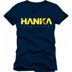 GHOST IN THE SHELL - T-Shirt HANKA Robotics (S) 156799  T-Shirts