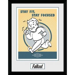 FALLOUT 4 - Collector Print 30X40 - Stay Fit 156778  Posters