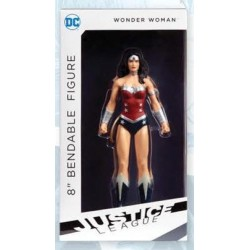 DC COMICS Justice League New 52 - Bendable Figure - Wonder Woman- 20Cm 156728  Figurines