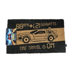 BACK TO THE FUTURE - Doormat - Time Machine - P.Derive  171626  Back to the future