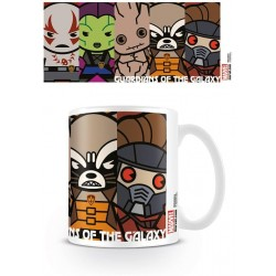 MARVEL - Mug - 315 ml - Kawaii Guardians 170272  Drinkbekers - Mugs