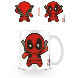 MARVEL - Mug - 315 ml - Kawaii Deadpool 170263  Drinkbekers - Mugs